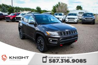 New 2019 Jeep Compass Trailhawk for sale in Medicine Hat, AB