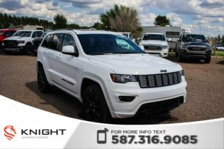 New 2019 Jeep Grand Cherokee Altitude 4x4 V6 | Sunroof | Navigation for sale in Medicine Hat, AB