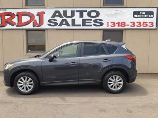 Used 2015 Mazda CX-5 GS ACCIDENT FREE,1 OWNER for sale in Hamilton, ON