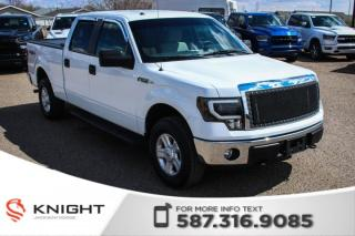 Used 2010 Ford F-150 XLT - Accident Free for sale in Medicine Hat, AB
