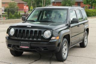 Used 2016 Jeep Patriot Sport/North ONLY 54K | 1-Owner | CERTIFIED for sale in Waterloo, ON