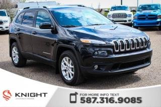 Used 2014 Jeep Cherokee North - Power Liftgate, Rear View Camera for sale in Medicine Hat, AB