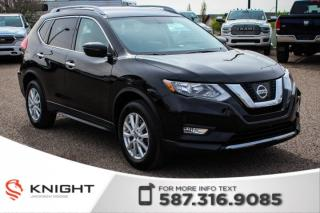 Used 2017 Nissan Rogue SV - Heated Seats, Remote Start, Rear View Camera for sale in Medicine Hat, AB