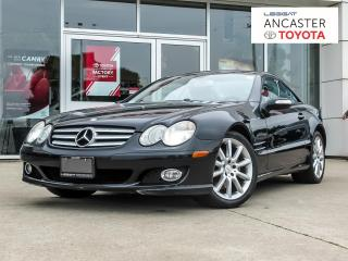 Used 2007 Mercedes-Benz SL 550 for sale in Ancaster, ON