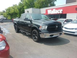 Used 2016 RAM 1500 SLT Crew Cab  4X4 EcoDiesel for sale in Ottawa, ON