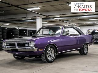Used 1970 Dodge Dart STINGER|340 FOUR BARREL|MICKY THOMPSON TIRES for sale in Ancaster, ON