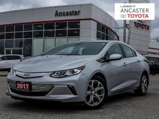Used 2017 Chevrolet Volt Premier for sale in Ancaster, ON