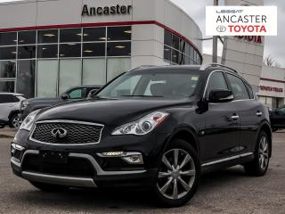 Used 2017 Infiniti QX50 BASE for sale in Ancaster, ON