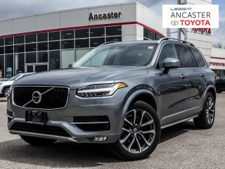 Used 2017 Volvo XC90 T6 MOMENTUM|NEW BRAKES|FULLY LOADED for sale in Ancaster, ON