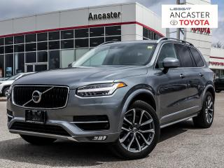 Used 2017 Volvo XC90 T6 Momentum for sale in Ancaster, ON
