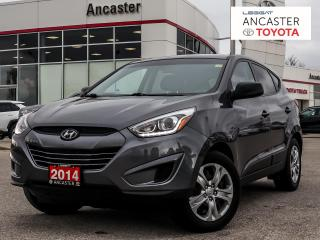 Used 2014 Hyundai Tucson GL for sale in Ancaster, ON