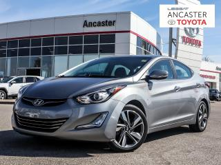 Used 2014 Hyundai Elantra Limited for sale in Ancaster, ON