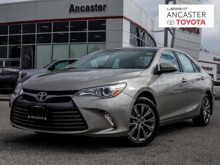 Used 2015 Toyota Camry XLE for sale in Ancaster, ON