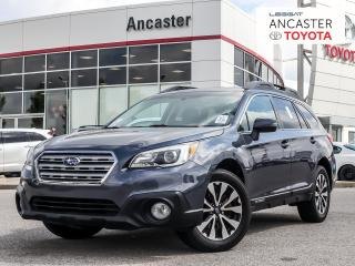 Used 2015 Subaru Outback 3.6R NAVI BLUETOOTH SUNROOF LOADED for sale in Ancaster, ON