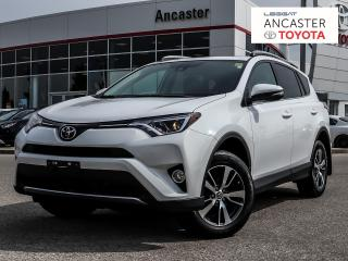 Used 2017 Toyota RAV4 XLE for sale in Ancaster, ON