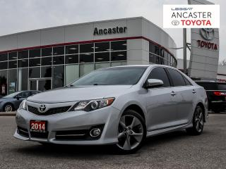 Used 2014 Toyota Camry SE for sale in Ancaster, ON