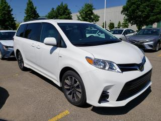 New 2020 Toyota Sienna LE 7-Passenger for sale in Etobicoke, ON