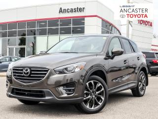 Used 2016 Mazda CX-5 Grand Touring for sale in Ancaster, ON