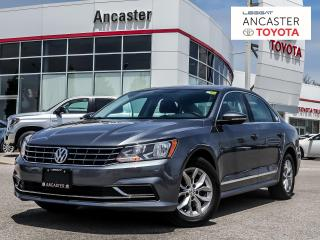 Used 2016 Volkswagen Passat TRENDLINE|NO ACCIDENTS|BLUETOOTH|CAMERA for sale in Ancaster, ON