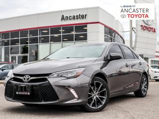 Used 2016 Toyota Camry XSE V6 for sale in Ancaster, ON