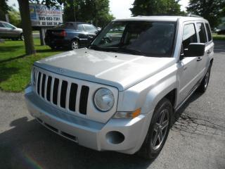 Used 2009 Jeep Patriot