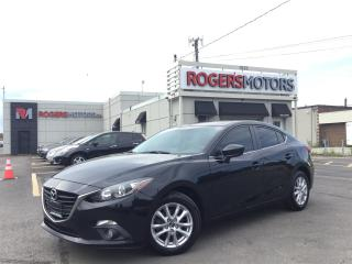 Used 2015 Mazda MAZDA3 GS - SUNROOF - REVERSE CAM for sale in Oakville, ON