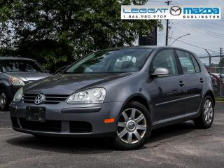 Used 2008 Volkswagen Rabbit 2.5 MANUAL TRANSMISSION for sale in Burlington, ON