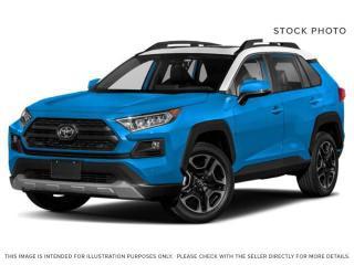 New 2019 Toyota RAV4 TRAIL for sale in Sherwood Park, AB