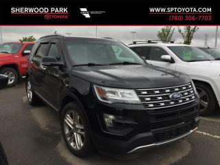 Used 2016 Ford Explorer LIMITED for sale in Sherwood Park, AB