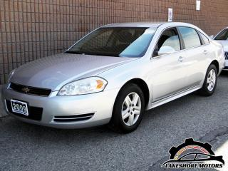 Used 2009 Chevrolet Impala LS || CERTIFIED || for sale in Waterloo, ON