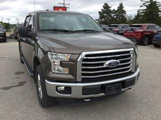 Used 2016 Ford F-150 XTR | 4X4 | One Owner | Bluetooth for sale in Harriston, ON