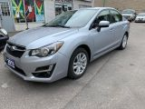 Photo of Silver 2015 Subaru Impreza