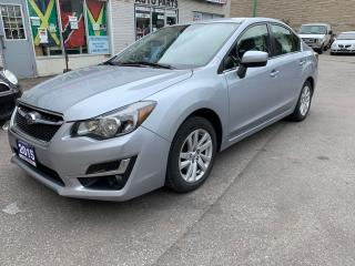 Used 2015 Subaru Impreza Low Mileage, Auto, Heated Seats, No Accidents! for sale in Toronto, ON