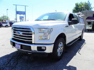 Used 2016 Ford F-150 XLT Extended Cab for sale in Windsor, ON