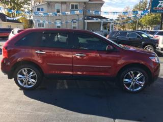 Used 2014 Ford Edge SEL Plus for sale in Dunnville, ON