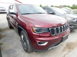 Used 2017 Jeep Grand Cherokee Limited for sale in Listowel, ON