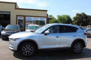 Used 2018 Mazda CX-5 GT for sale in Brampton, ON