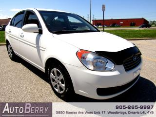 Used 2009 Hyundai Accent GLS - 1.6L for sale in Woodbridge, ON
