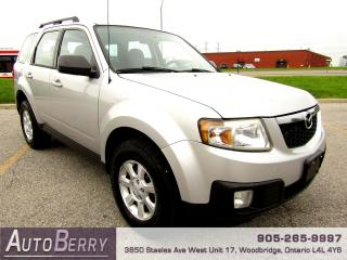 Used 2010 Mazda Tribute GX - AWD - 2.5L for sale in Woodbridge, ON