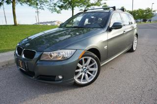 Used 2011 BMW 3 Series 328XI Touring - 1 Owner / Sport Package / 6 speed for sale in Etobicoke, ON