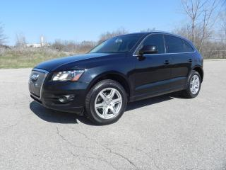 Used 2012 Audi Q5 2.0L PREMIUM QUATTRO for sale in Brantford, ON