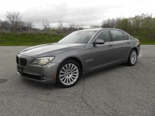 Used 2010 BMW 7 Series 750Li xDrive for sale in Brantford, ON