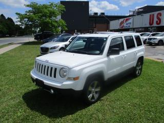 Used 2016 Jeep Patriot ~ High Altitude ~ 4x4 ~ LOW KM for sale in Toronto, ON