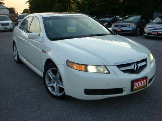 Used 2005 Acura TL Heated Leather/Sunroof for sale in Ajax, ON