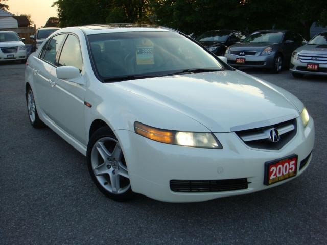 2005 Acura TL Heated Leather/Sunroof