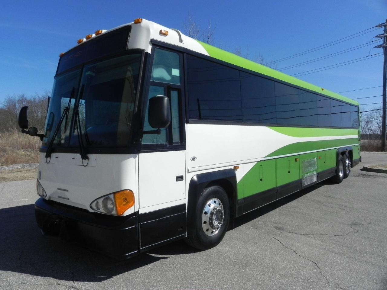 Used 2008 MCI D4500 MOTORCOACH TRANSIT BUS for Sale in