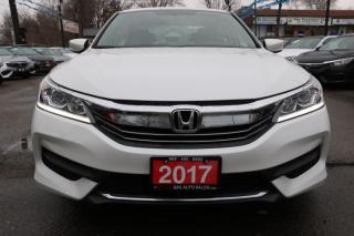 Used 2017 Honda Accord LX for sale in Brampton, ON
