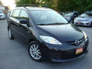 Used 2008 Mazda MAZDA5 GS for sale in Ajax, ON
