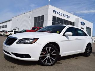 Used 2013 Chrysler 200 S for sale in Peace River, AB