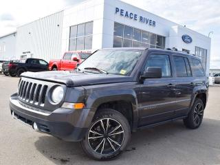 Used 2015 Jeep Patriot LIMI for sale in Peace River, AB